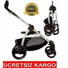 Peg Perego Book Plus Araba �asi Silver