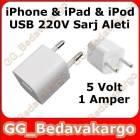 Apple iPhone iPod Usb �arj Cihaz� Aleti Usb 220