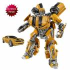 TRANSFORMERS OPT�MUS PR�ME BUMBLE BEE ROBOT
