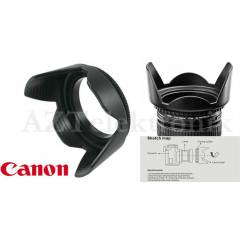 Canon 18-55mm Lens i�in Yaprak Parasoley 58mm