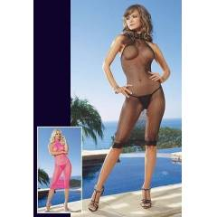 Dreamgirl Manhattan Dantelli File Elbise rb-DG00