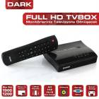 Dark Full HD TV BOX 1920x1200 Harici TV Kutusu
