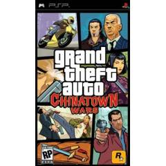 GRAND THEFT AOUTO CHINATOWN  PSP OYUNU HEMEN