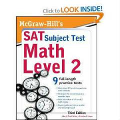 SAT Subject Test Math Level 2 McGraw-Hill's