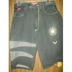 Men's Black Machine Jeans KOT �ORT 32 AMER�KADA