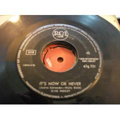 elv�s presley a mess of blues 45 lik  R36t3