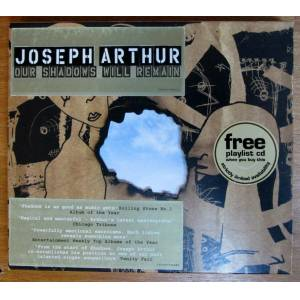 JOSEPH ARTHUR - OUR SHADOWS WILL - CD 2.EL