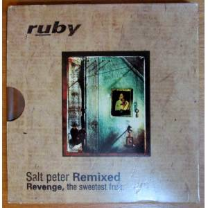 RUBY - SALT PETER REMIXED - CD 2.EL