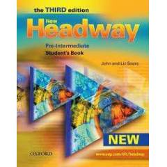 OXFORD HEADWAY  PRE INTERMED�ATE    S.B+ W.B