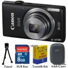 CANON IXUS132 16MP HD 8X ZOOM Foto�raf Makinas�
