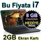Dell Laptop i7 3537U 4GB 1TB 2GB Ekran Kart�
