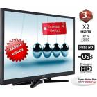 Vestel 39PF5065 Uydulu 200 Hz 99 Ekran LED TV
