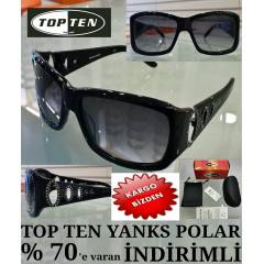 TOP TEN 10473 S�YAH TOPTEN G�NE� G�ZL��� UV400