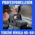 HD-551 Nikula Red Dot Hedef Noktalay�c� 013