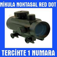 1X35 Nikula Red Dot D�rb�n Hedef Noktalay�c� 011