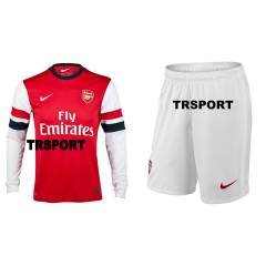 Arsenal 2014 Uzun Kollu FORMA ve �ORT Home
