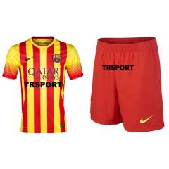Barcelona 2014 FORMA ve �ORT Away