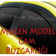 FORD FOCUS 1 CAM R�ZGARLI�I 4'L� MUGEN MODEL