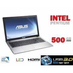 ASUS Laptop �ift�ekirdek 1.80Ghz 4GB 500GB 15.6