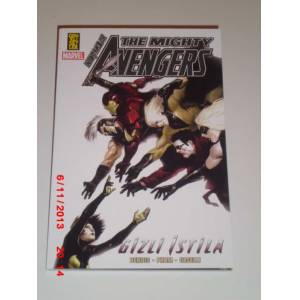 THE MIGHTY AVENGERS-�NT�KAMCILAR C�LT: 4