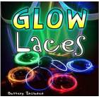 LED SHOELACES - GLOW I�IKLI AYAKKABI BA�CIKLARI