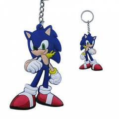 The Hedgehog Sonic anahtarl�k action figure