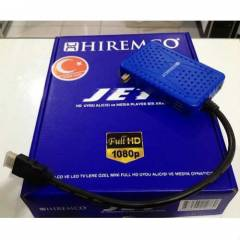 Hiremco Jet Full HD 1080P Mini HD Uydu Al�c�s�