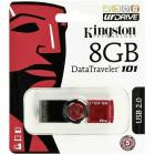 KINGSTON 8GB USB FLASHBELLEK DT101G2/8GB