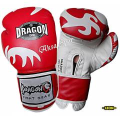 Dragon Shadow Boks ve Kick-boks Eldiveni K�rm�z�
