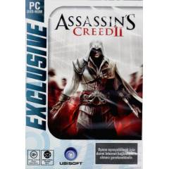 ASSASSINS CREED 2 EXCLUSIVE PC �CRETS�Z KARGO