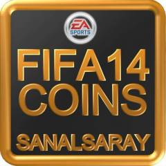 Fifa 14 Coins 100.000 Coin PS3  - !  PS4 100 K