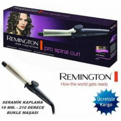 Remington CI5319 Seramik Sa� Ma�as� - 19 MM.