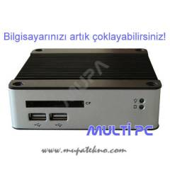 MULTI PC M�N� PC  (monit�r arkas�)
