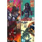 DC - LOBO A Contract on Gawd #1-#4