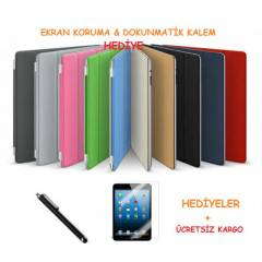 iPad Mini SMART COVER KILIF UYKU MODLU TEK KAPAK