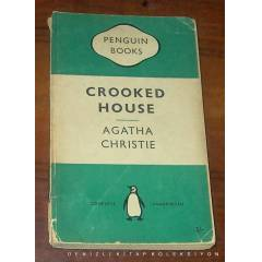 CROOKED HOUSE AGATHA CHRISTIE 1955 KARGOSUZ
