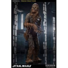 Star Wars: Chewbacca 1/4 Figure Sideshow