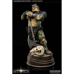 Star Wars: Gamorrean Mythos Statue Sideshow