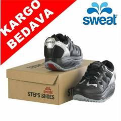Sweat Step Shoes Y�r�y�� Zay�flama Ayakkab�s�