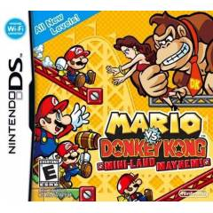 MARIO VS.DONKEY KONG MINI-LAND MAYHEM DS OYUNU