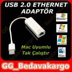 Usb Ethernet Kart� Apple Macbook Uyumlu