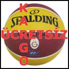 Spalding  Galatasaray 7 No Basketbol Topu ELE
