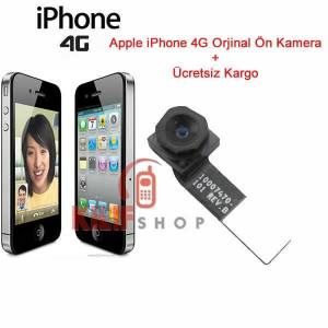 Apple iPhone 4G Orjinal Arka Kamera