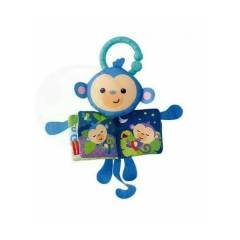 Fisher Price �lk Kitaplar�m - Maymun