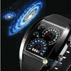 SPOR TURBO ARABA HIZ G�STERGEL� LED SAAT