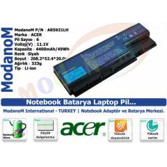 Acer Aspire 5920g 6930g 5520 AS07B51 P�L BATARYA