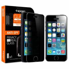 Spigen iPhone 5S / 5C / 5 GLAS.tR SLIM Privacy
