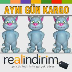 Talking Tom Cat Konu�an Kedi B�y�k Boy Lisansl�