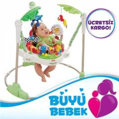 Fisher Price Ya�mur Orman� Jumperoo Hoppala