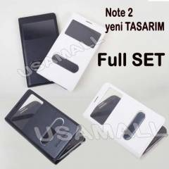 SAMSUNG GALAXY NOTE 2 KILIF FULL SET